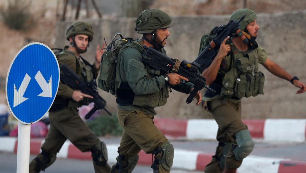 استشهاد شاب برصاص الاحتلال غرب الخليل