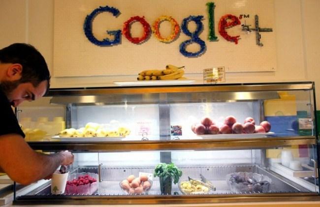 ما الذي يأكله موظفو غوغل؟