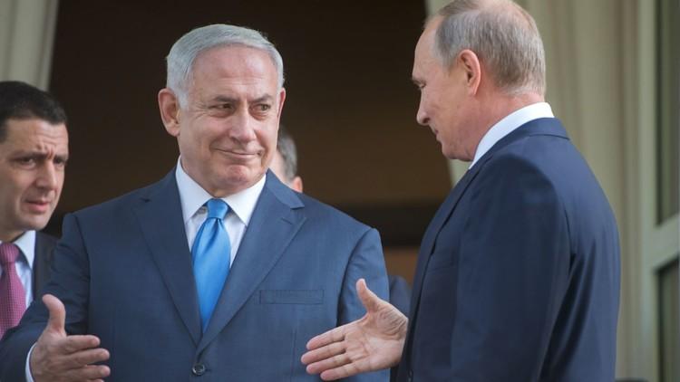لقاء نتنياهو - بوتين يحسم الجدل حول ملف الجولان