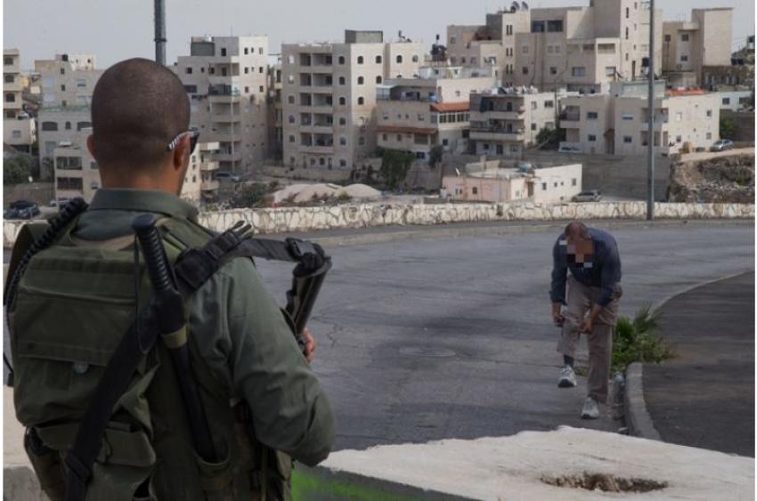 بسبب حادث أمني  الشرطة العسكرية الإسرائيلية تنصب حواجز في أشكول