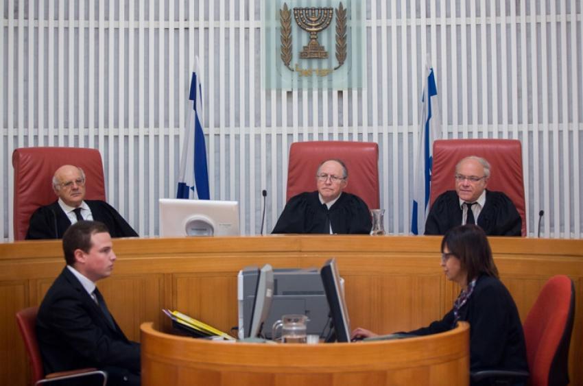 المحكمة الإسرائيلية العليا ترفض التماس حول غزة