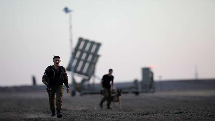 اصوات انفجارات في غلاف غزة بعد دوي صافرات الانذار