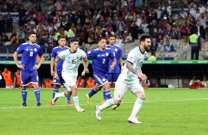 الأرجنتين تنجو من هزيمة جديدة وتتعادل أمام بارغواي (شاهد)