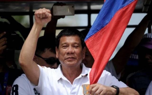 """الرئيس الفلبيني يصل """"إسرائيل"""""""