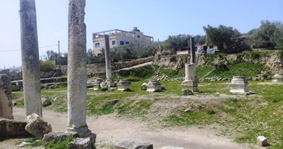 الاحتلال يفرض حصارا على سبسطية