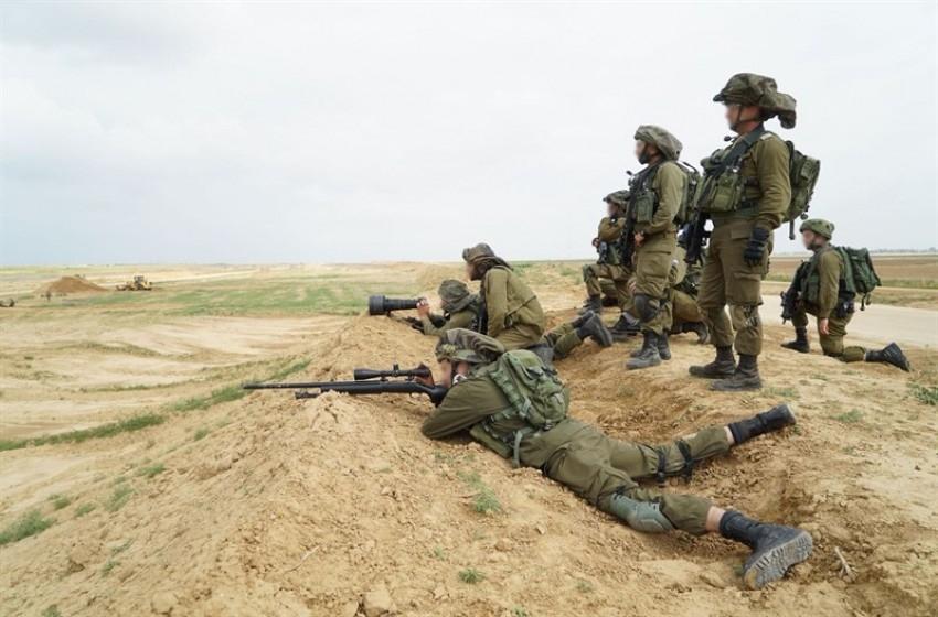 الجيش الإسرائيلي يخلي معسكراته في ريشون لتسيون