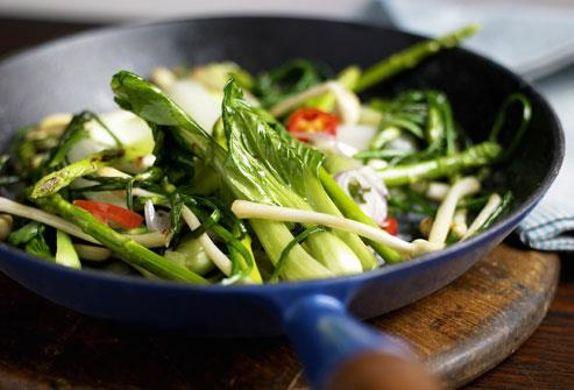دراسة: الخضراوات والفواكة تحتوي على مواد كيميائية مضادة للسرطان