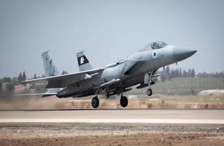 الاحتلال ينشر الطائرات التي نفذت الغارات الأخيرة بغزة (صور)