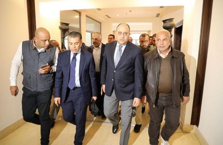 زيارة مرتقبة لوفد أمني مصري لغزة بالتزامن مع ورشة البحرين