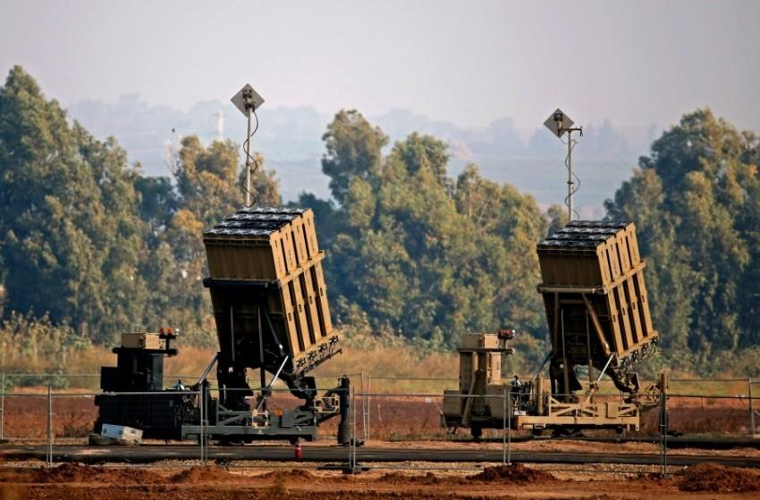 """الجيش الإسرائيلي ينشر """"القبة الحديدية"""" في جميع أنحاء البلاد"""