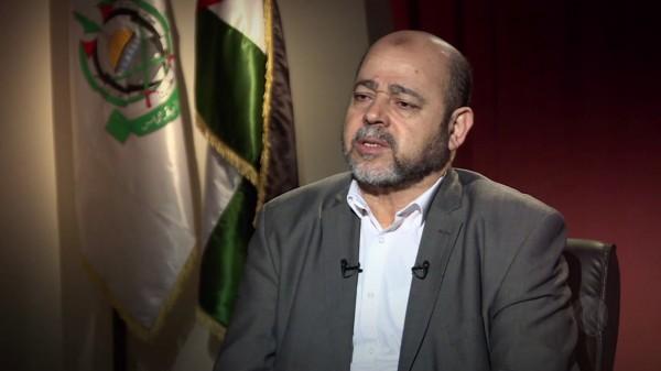 أبو مرزوق: استمرار العقوبات على غزة قد يؤسس للإنفصال والوضع لا يحتمل الفراغ