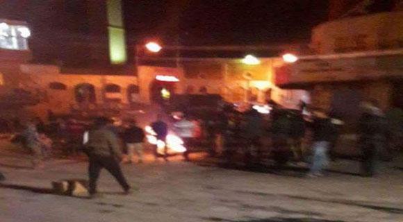 تجدد الاشتباكات والاعتراضات في مدينتي السلط والكرك بالأردن