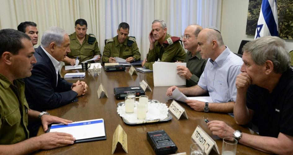 قناة عبرية: الكابنيت عقد اجتماعات داخل مخبأ سري بالقدس