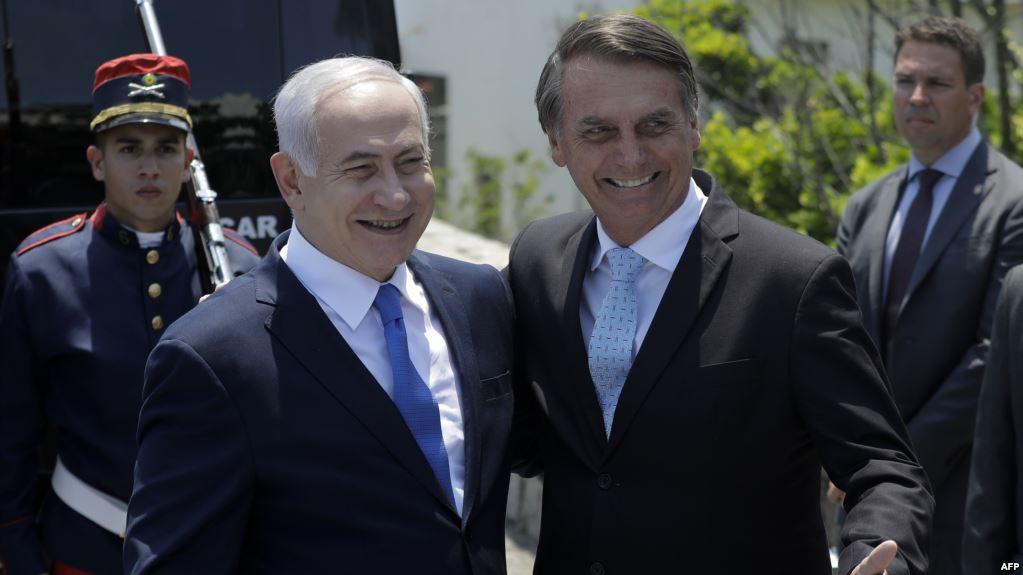 وزير خارجية البرازيل: نقل السفارة إلى القدس قيد الدراسة