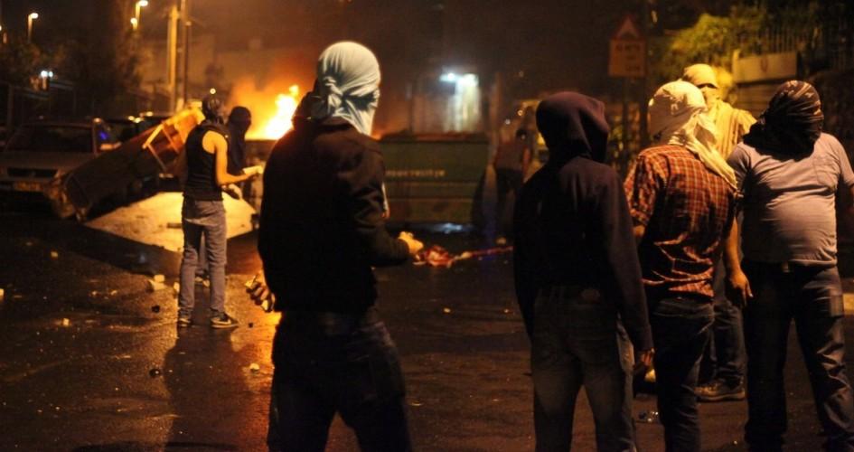 إصابات خلال مواجهات بعد اقتحام الاحتلال لمخيم جنين
