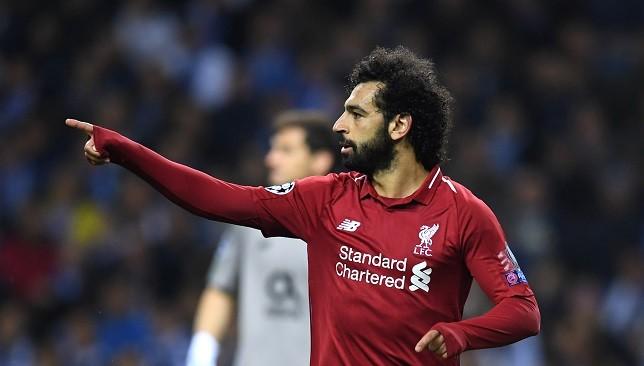 رسميا.. ليفربول يخوض إياب دوري الأبطال أمام برشلونة دون محمد صلاح