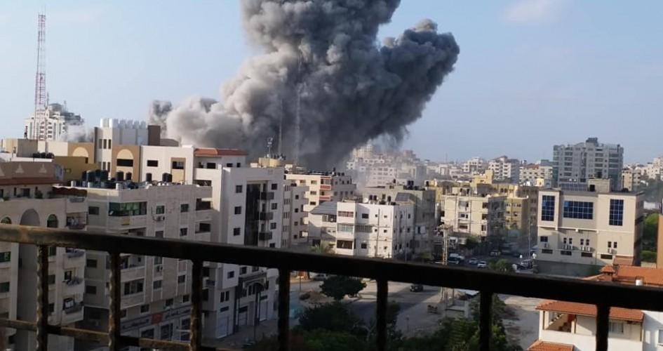 شهيد وثلاث إصابات باستهداف الاحتلال لمجموعة من المواطنين