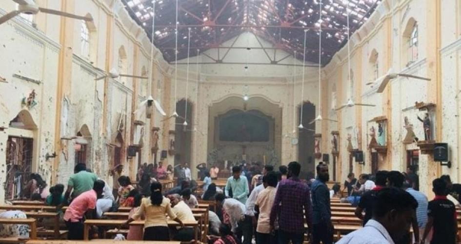 مقتل وإصابة العشرات في انفجارات تهز كنائس وفنادق في سيريلانكا