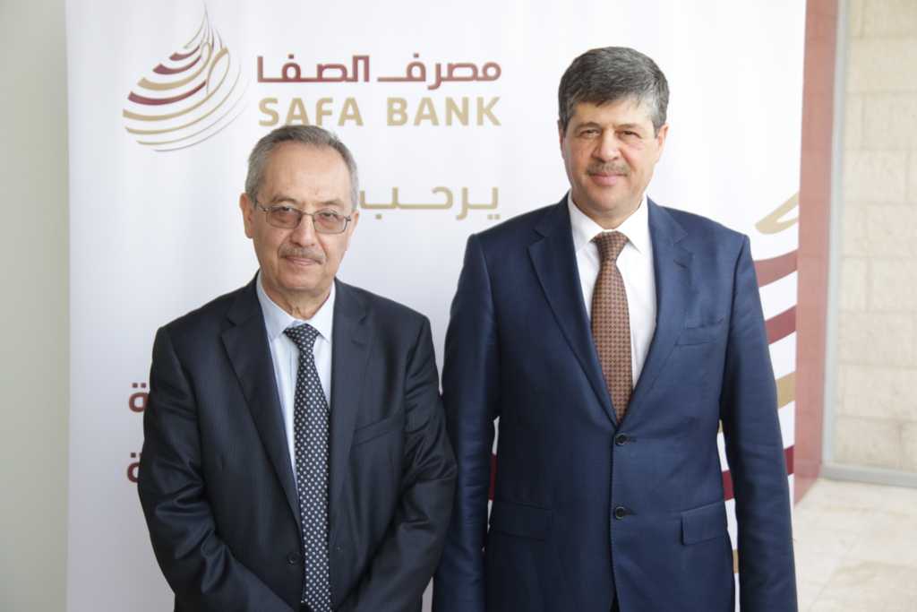 مصرف الصفا الإسلامي يباشر العمل في جامعة النجاح بنابلس