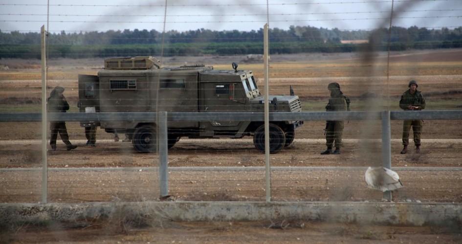 شهيد واصابات برصاص الاحتلال الإسرائيلي شرق المغازي وسط القطاع