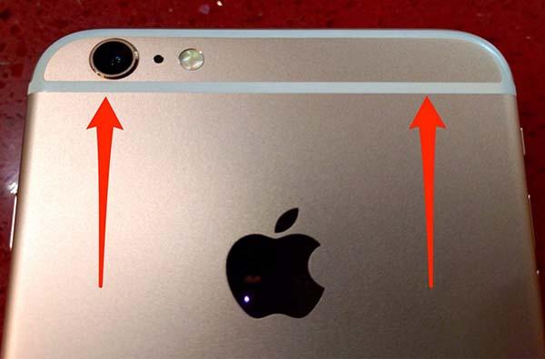 ما هو سر الخطوط الموجودة على ظهر هاتف آيفون؟