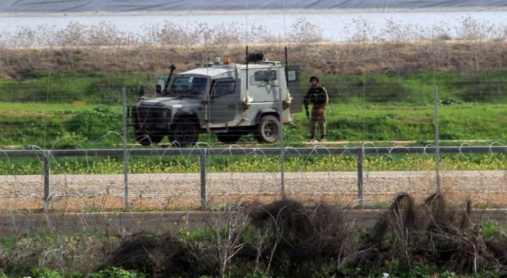 الاحتلالُ يطلق النار صوب المزارعين شرق غزة