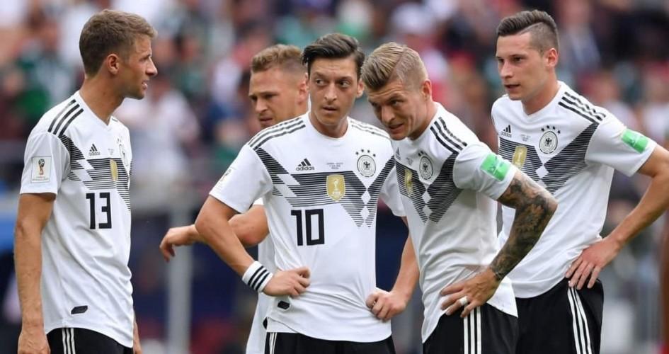 البث المباشر لمباراة ألمانيا والسويد
