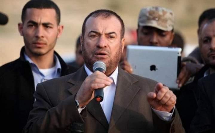 حماس تتبرأ من تصريحات فتحي حماد