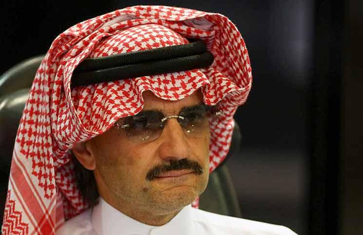 الوليد بن طلال يستحوذ على حصة في سناب شات في صفقة قيمتها 250 مليون دولار