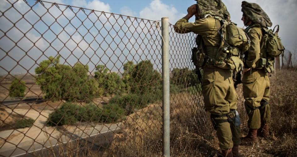 """التحركات """"الإسرائيلية"""" على حدود غزة: قلق وتوتر"""