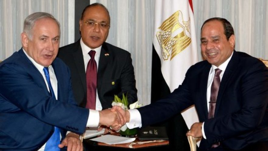 وزير إسرائيلي يكشف: نتنياهو التقى سرا بقادة عرب بنيويورك