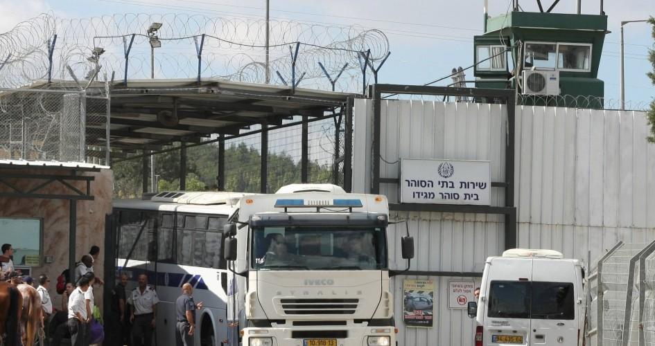 """نقل الأسير عويسات إلى مستشفى """"تل هشومير"""""""