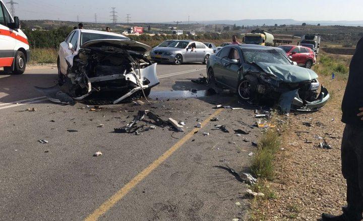 وفاة مواطن وإصابة 4 آخرين في حادث سير جنوب بيت لحم