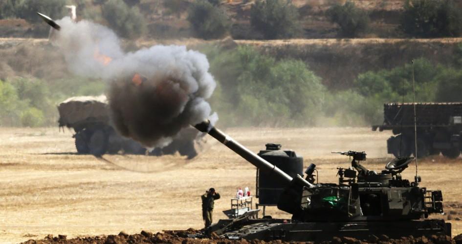 مدفعية الاحتلال الإسرائيلي تقصف مشفى القنيطرة في سورية
