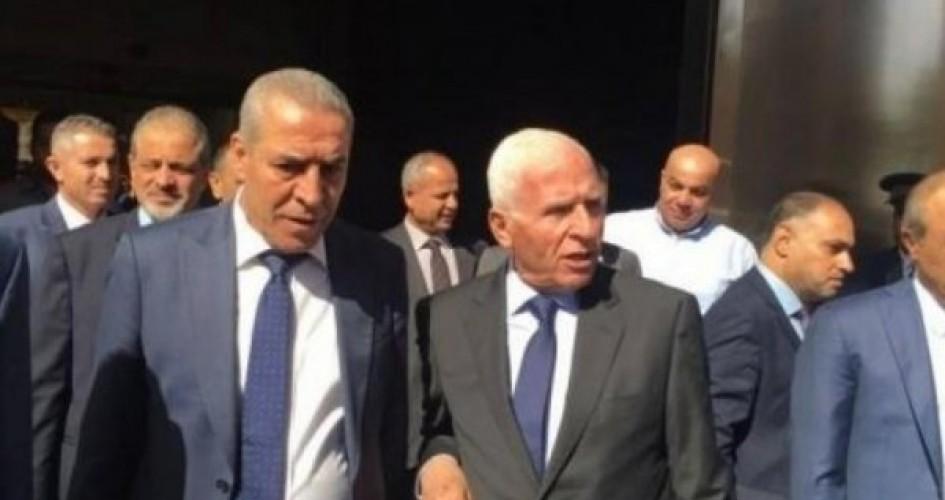 وفد فتحاوي يصل للقاهرة للبحث في المصالحة وتحديات القضية