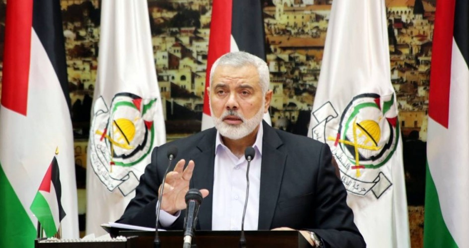 هنية: التفاهمات مع الاحتلال دخلت في مربع الخطر