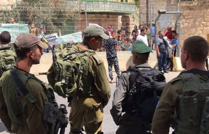 الاحتلال يحاصر المعتصمين في الخان الأحمر