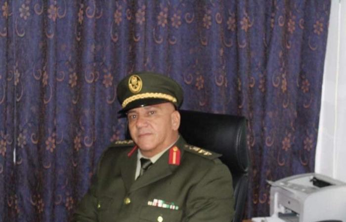 استشهاد العقيد جمال عودة نائب قائد منطقة بيت لحم بجلطة خلال فرض النظام