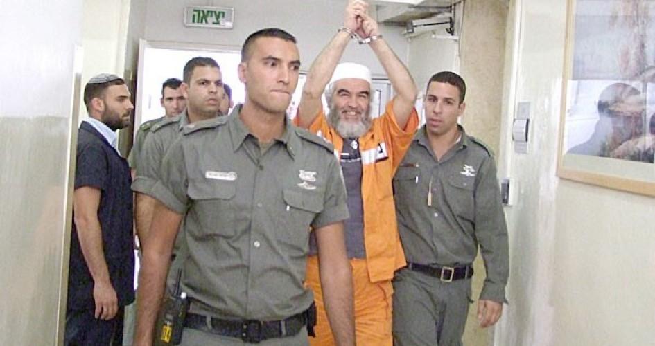 محكمة الاحتلال تقرر الافراج عن الشيخ رائد صلاح بشروط