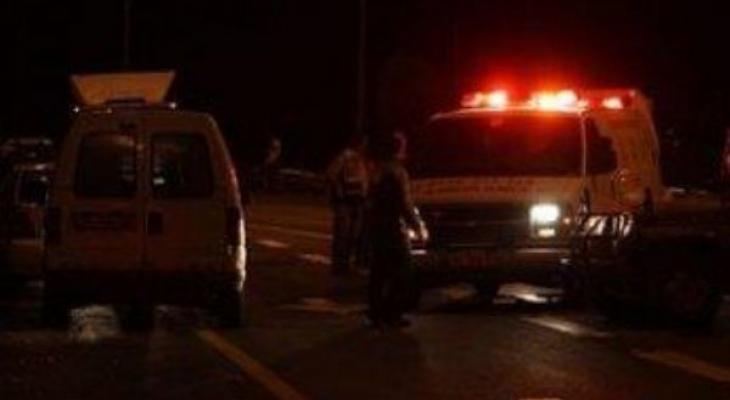 مصرع فتى وإصابة آخر بحادث سير برام الله