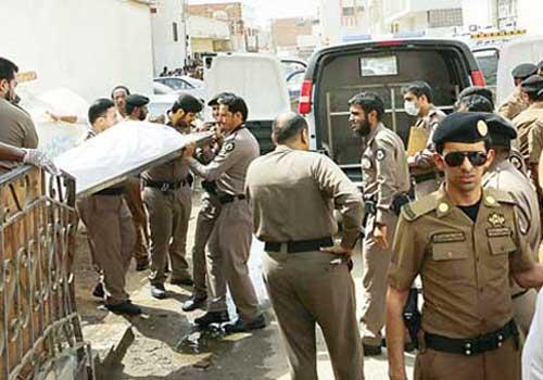"""مقتل أربعة مهاجمين في إحباط هجوم """"إرهابي"""" قرب الرياض"""