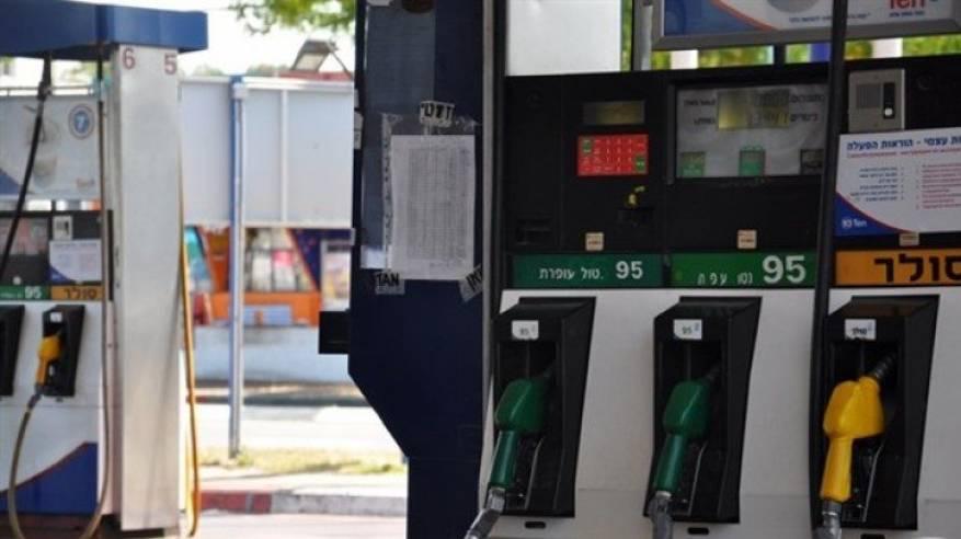"""بمقدار 18 أغورة.. انخفاض آخر بأسعار الوقود بـ """"إسرائيل"""""""