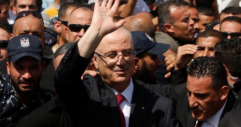 الحمد لله: استهداف اليوم يزيدنا إصراراً لإنهاء الانقسام وسأعود لغزة