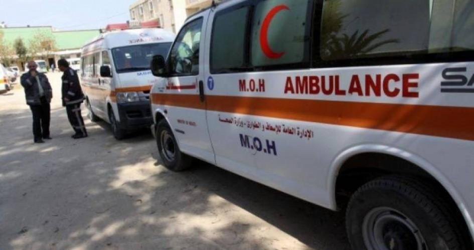 إصابة 5 مواطنين واعتقال آخرين في نابلس