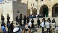 مستوطنون يقتحمون الأقصى تحت حماية جيش الاحتلال