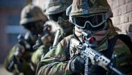 قوات برية روسية