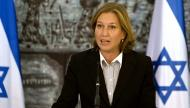 ليفني: نتنياهو رئيس وزراء سيء وحان الوقت لاستبداله