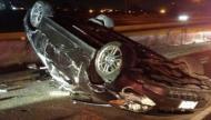 وفاة شاب واصابة 4 آخرين بينهم 2 بحالة حرجة بحادث سير في اريحا