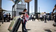 لأول مرة منذ 10 سنوات.. مصر تفتح معبر رفح على الحدود مع غزة تحت إشراف السلطة الفلسطينية