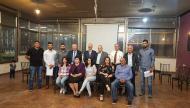انتخاب هيئة إدارية جديدة لنادي ارثوذكسي رام الله